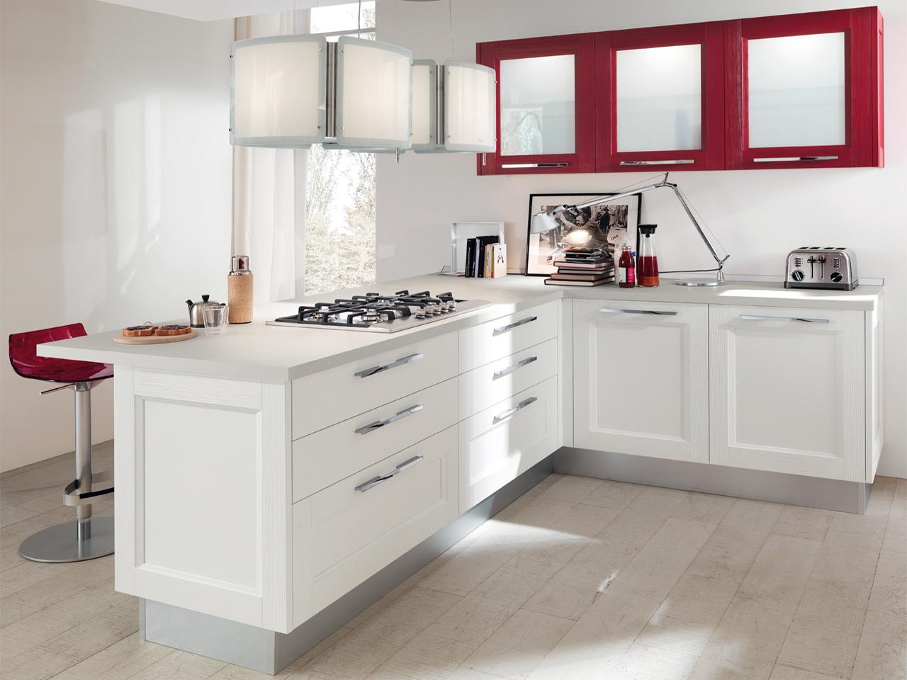 Cucine Componibili Ikea 2013 : Cucine a vista con isola. Cucine a ...