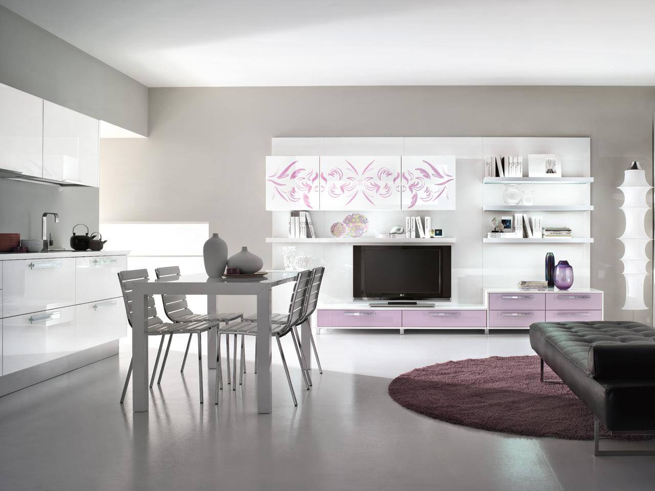 Camera Da Letto Moderna Con Controsoffitta E Parete Attrezzata Interior Design : Veranda idee wit