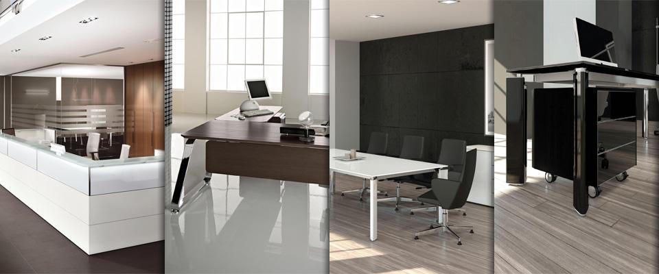 Офис мебели - лукс